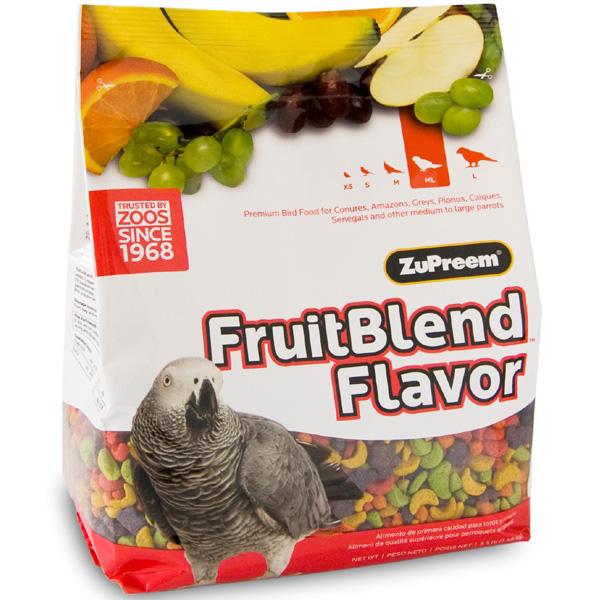 ZuPreem FruitBlend Flavor 1