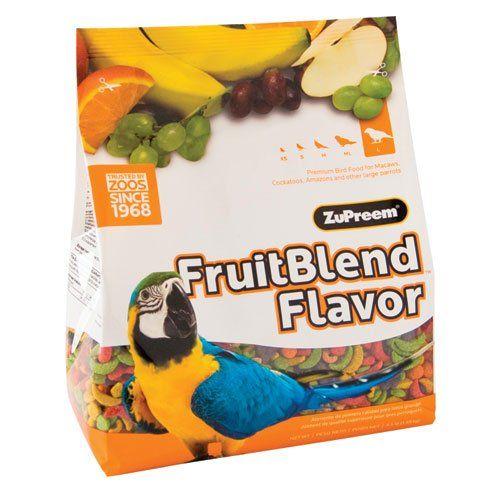 ZuPreem FruitBlend Flavor
